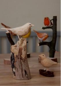 flere fugle